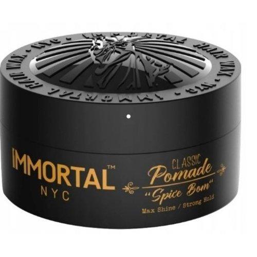 Immortal Immortal NYC Classic Pomade Spice Bom - Haarwax 150ml