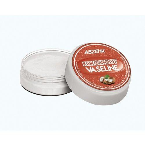 Abzehk Abzehk Vaseline - Kokosnoot 125ml