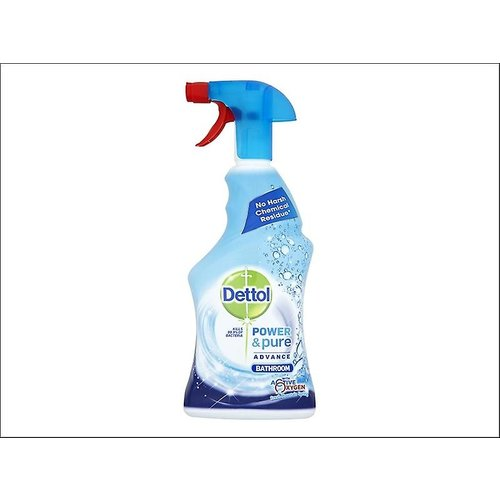 Dettol Dettol Power & Pure - Badkamerspray 750ml