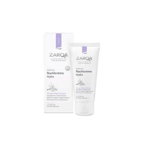 Zarqa Zarqa Hydra - Nachtcreme 50ml
