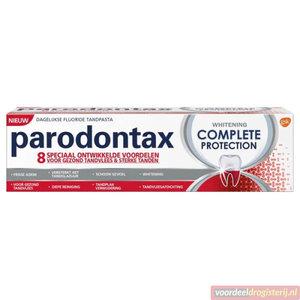 Parodontax Parodontax Whitening Complete Protection - Tandpasta 75ml