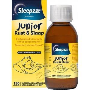 Sleepzz Sleepzz Junior Rust & Slaap - Slaapsiroop 150ml