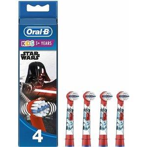 Oral B Oral-B Star Wars - Opzetborstels 4 Stuks