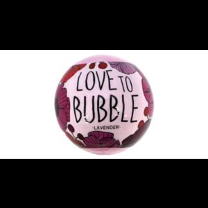Lifetime Lifetime Love To Bubble Lavender - Badbruisbal 120g