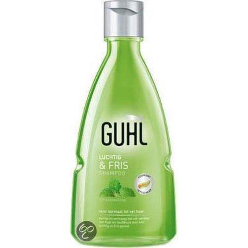Guhl Guhl Luchtig & Fris - Shampoo 200ml