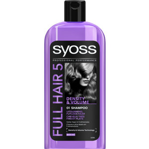 Syoss Syoss Full Hair 5 - Shampoo 500ml
