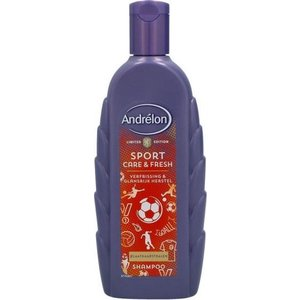 Andrelon Andrelon Sport Care & Fresh - Shampoo 300ml