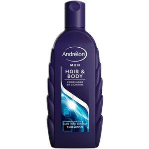 Andrelon Andrelon Men Hair & Body - Shampoo 300ml
