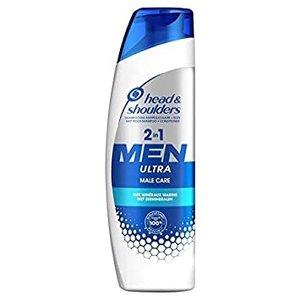 Head & Shoulders Head & Shoulders Men Ultra Male Care - 2 In 1 Shampoo 255ml