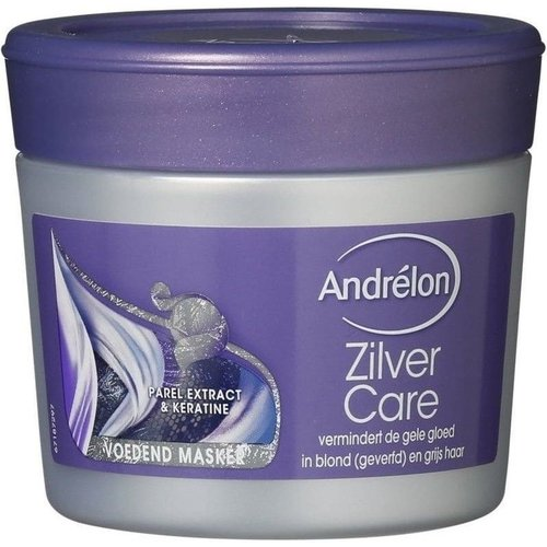 Andrelon Andrelon Zilver Care - Voedend Masker 250ml