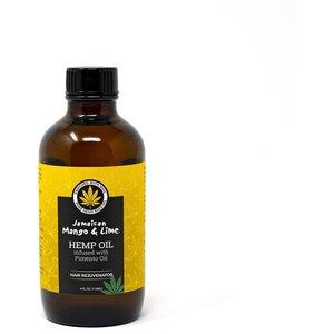 Jamaican Mango & Lime Jamaican Mango & Lime Hemp With Pimento - Olie 118ml