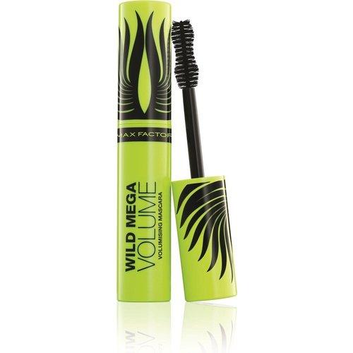 Max Factor Max Factor Wild Mega Volume Zwart - Mascara 11ml