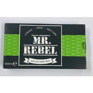 Mr.Rebel Mr.Rebel Azulen - Hard Wax 500g