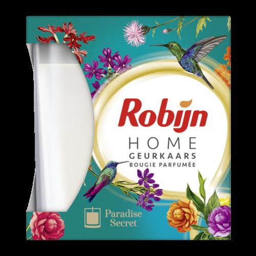 Robijn Robijn Home Paradise Secret - Geurkaars 115g