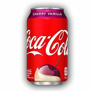 Coca-Cola Coca-Cola Cherry Vanilla - Frisdrank 355ml