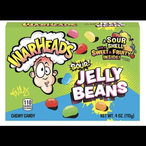 Warheads Warheads - Jelly Beans Snoep 113g