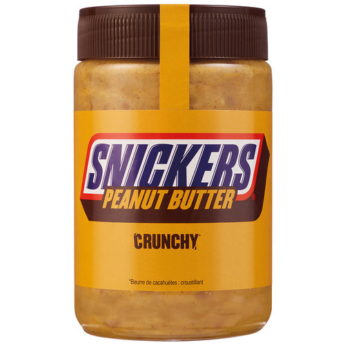 Snickers Snickers Peanut Butter Crunchy - Spread 320g