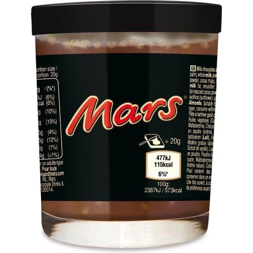Mars Mars - Chocolate Spread 200g