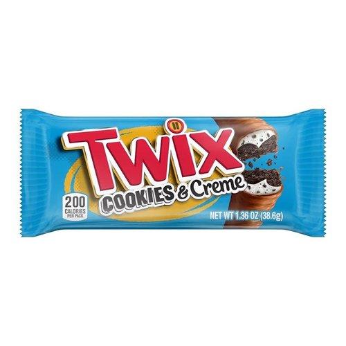 Twix Twix - Cookies & Creme 38,6g