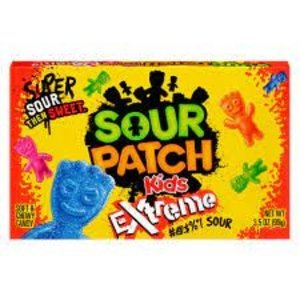 Sour Patch Sour Patch - Kids Extreme Snoep 99g