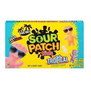 Sour Patch Sour Patch - Kids Tropical Snoep 99g