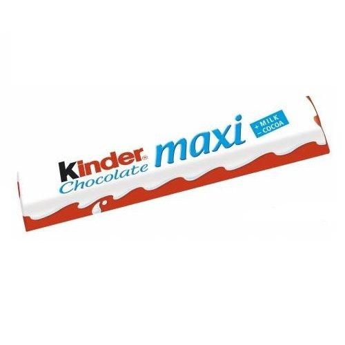 Kinder Kinder - Maxi Chocolade Reep 21g
