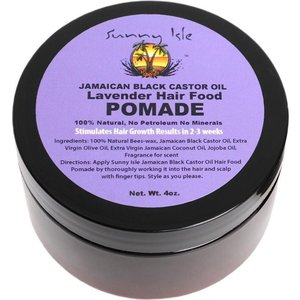Sunny Isle Sunny Isle Jamaican Black Castor Oil Lavender Hair Food - Pomade 118ml