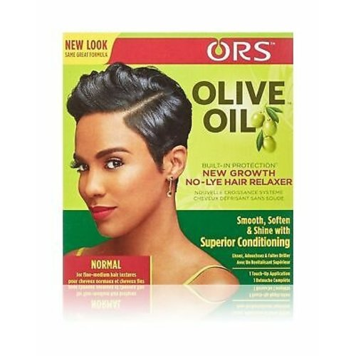 Ors Ors Olive Oil Normal - No-Lye Hair Relaxer