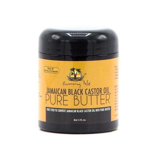 Sunny Isle Sunny Isle Jamaican Black Castor Oil - Pure Butter 118ml