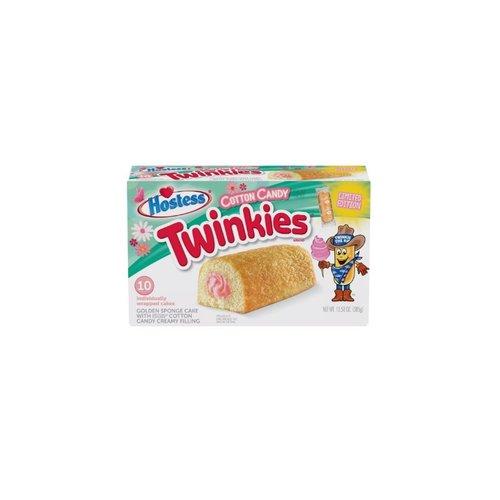Hostess Hostess - Cotton Candy Twinkies 10 Cakjes 385g