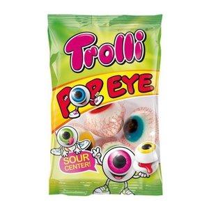 Trolli Trolli - Oogballen Snoep 75g