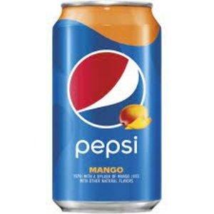 Pepsi Pepsi Mango - Frisdrank 355ml