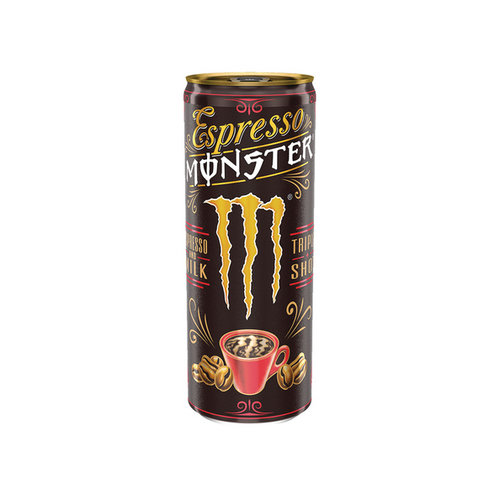 Monster Monster - Espresso Triple Shot Ice Coffee 250ml
