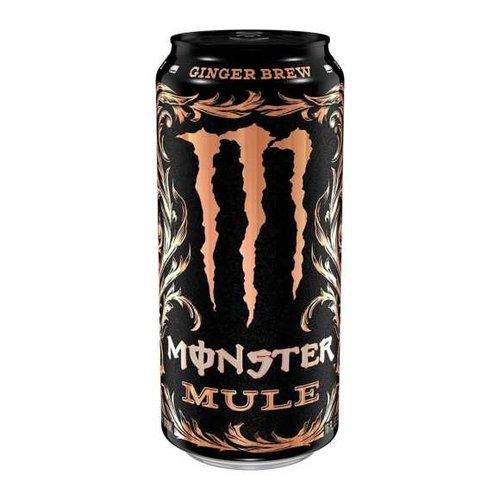Monster Monster - Energy Mule Ginger Brew Energiedrank 500ml