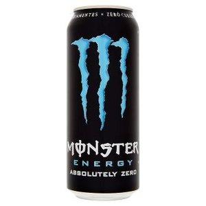 Monster Monster - Energy Absolutely Zero Energiedrank 500ml