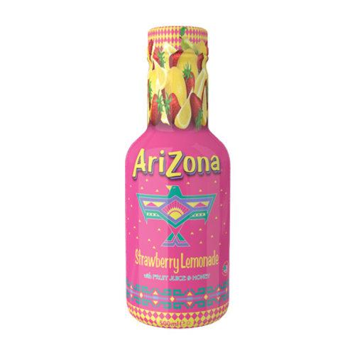 Arizona Arizona - Strawberry Lemon Frisdrank 500ml