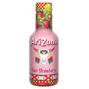 Arizona Arizona - Cowboy Cocktail Kiwi Strawberry Frisdrank 500ml