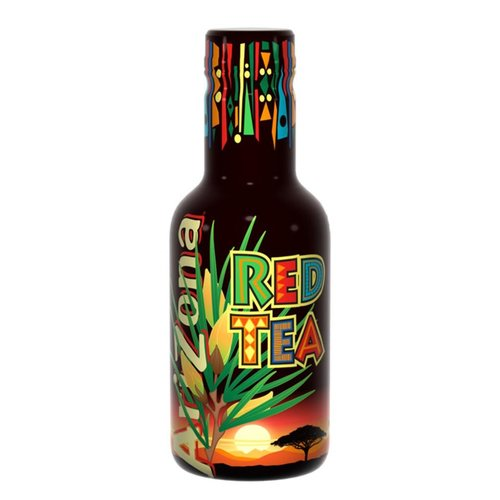 Arizona Arizona - African Rooibos Red Tea Frisdrank 500ml