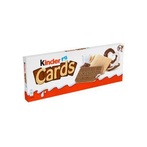 Kinder Kinder - Cards Chocolade 128g