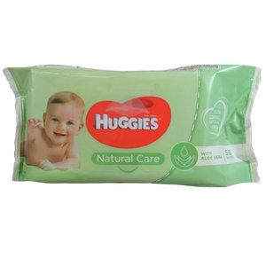 Huggies Huggies Aloe Vera - Babydoekjes 56 Stuks