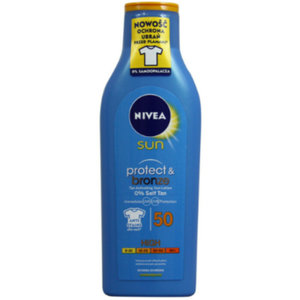 Nivea Nivea Sun Protect & Bronze Spf50 - Zonnemelk 200ml