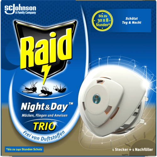 Raid Electric Diffuser Starter Night&Day