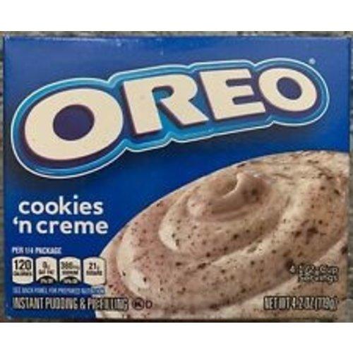 Oreo Oreo - Cookies 'N Creme 119g