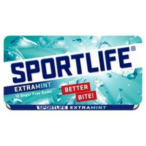 Sportlife Sportlife Extramint - Kauwgom 18g
