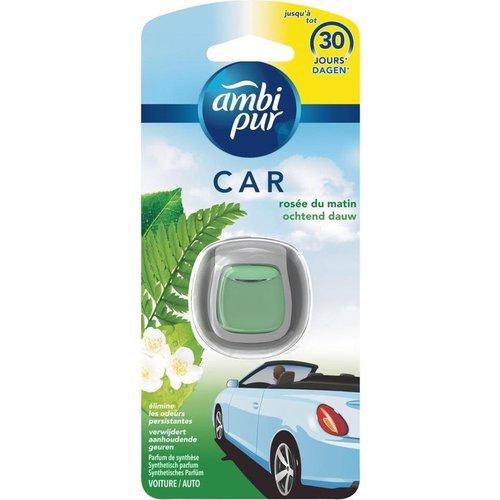 Ambi Pur Ambi Pur Car Ochtend Dauw - Luchtverfrisser 2ml