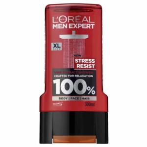 Loreal L'Oréal Men Expert Stress Resist - Douchegel 300ml