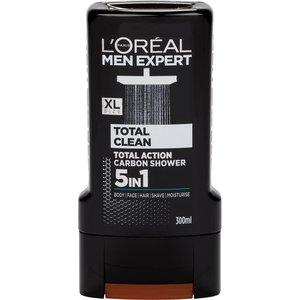 Loreal L'Oréal Men Expert Total Clean 5 In 1 - Douchegel 300ml