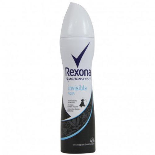 Rexona Rexona Invisble Aqua - Deodorant Spray 200ml