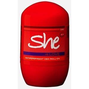 She She Is Love - Deoroller 40ml