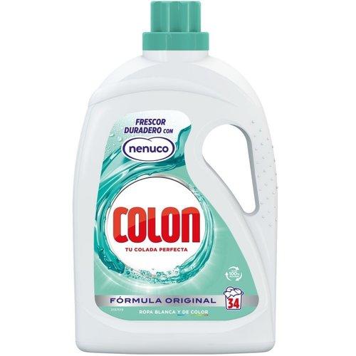 Nenuco Nenuco Colon Kleur & Wit - Vloeibare Wasmiddel 1,70 Liter